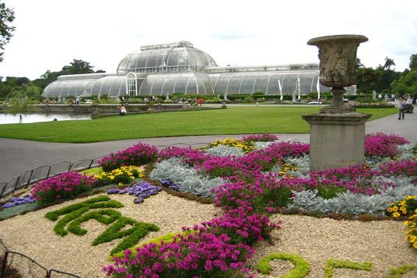 باغ گیاه شناسی سلطنتی، کیو، لندن