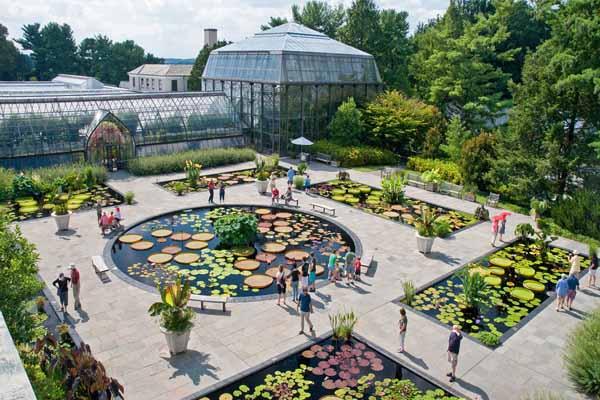 باغ های لانگ وود، پنسیلوانیا،باغ های لانگ وود، پنسیلوانیا،