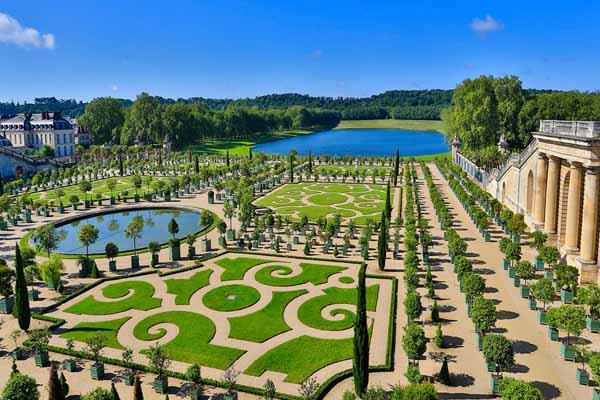 باغ ورسای پاریس