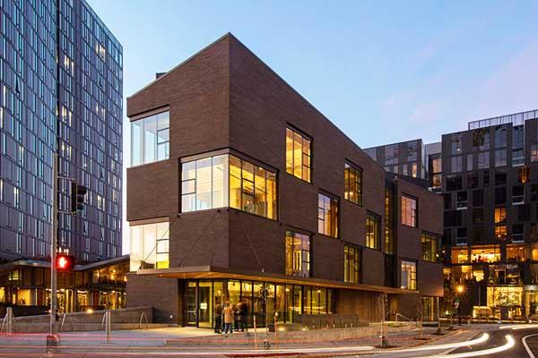 معماری شهرها - پورتلند