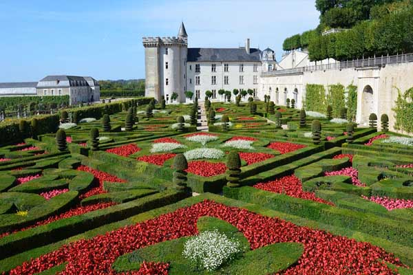 باغ شاتو فرانسه