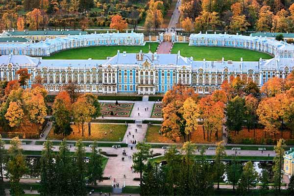 کاخ کاترین روسیه
